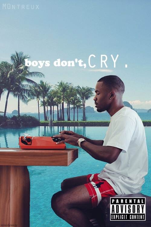 Frank Ocean: Boy's Don't Cry