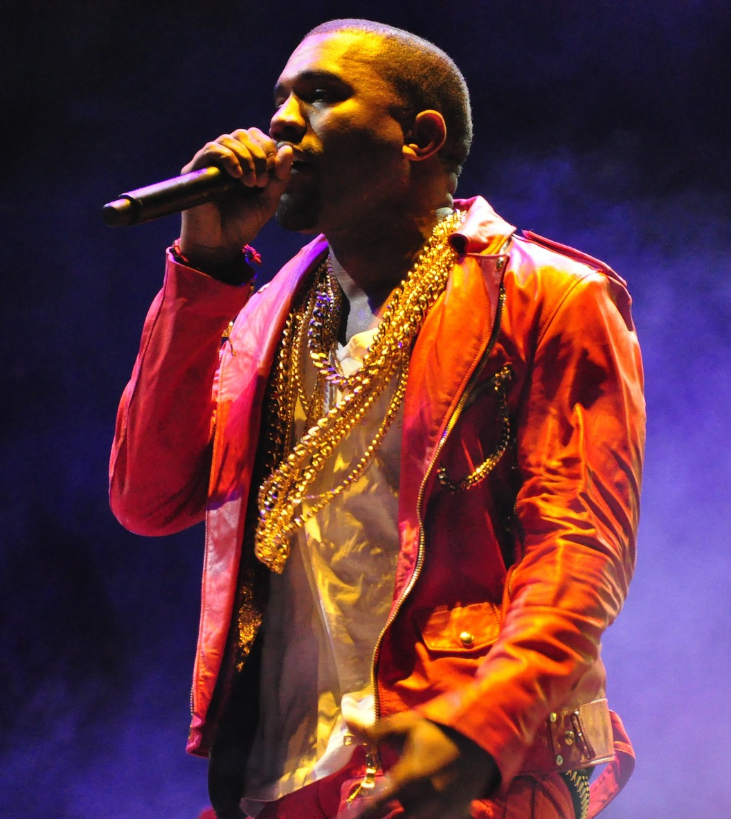 Kanye West (Quelle: Wikipedia)